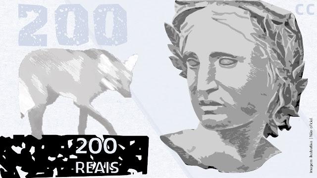 NOVA CÉDULA DE 200 REAIS SERÁ LANÇADA PELO BANCO CENTRAL