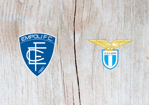 Empoli vs Lazio - Highlights 16 September 2018