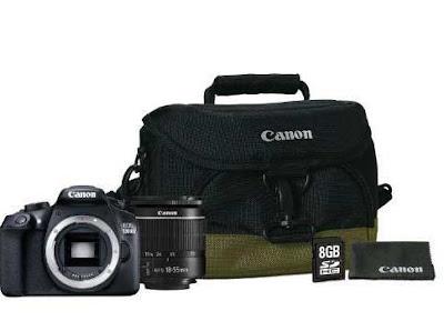 camara reflex canon eos 1300d