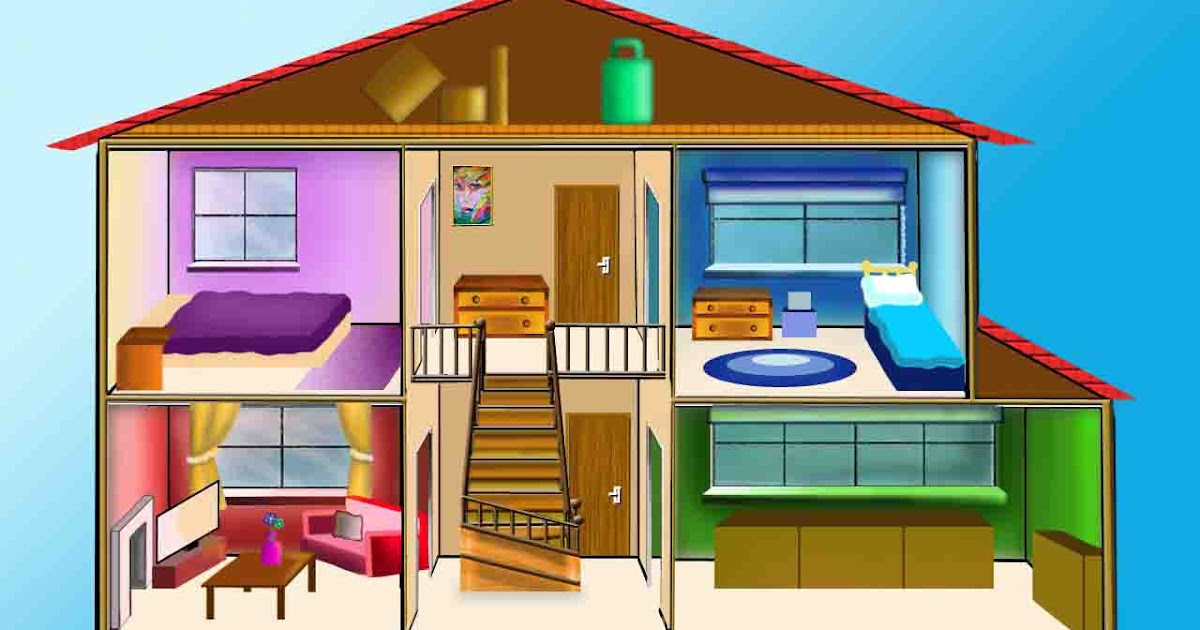 Brooke Hayes Animation House Cross Section Design 6