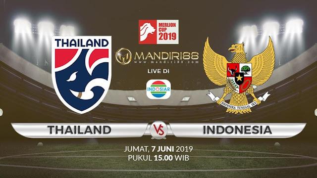 Prediksi Thailand U-22 Vs Indonesia U-23, Jumat 07 Juni 2019 Pukul 15.00 WIB @ Indosiar