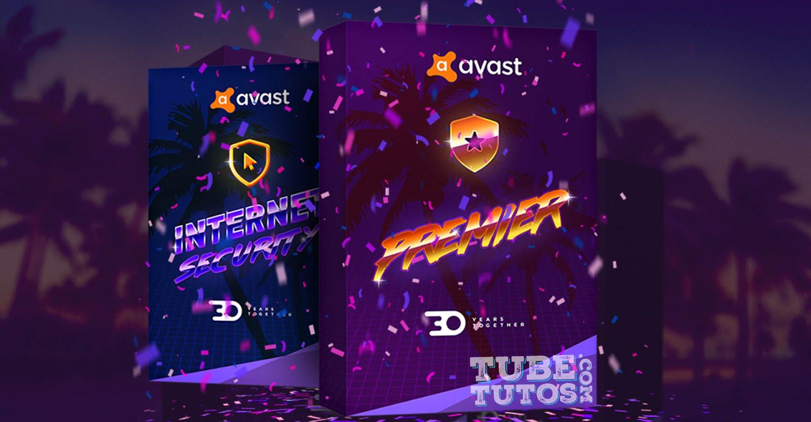 avast premier 2018 + serial definitivo download