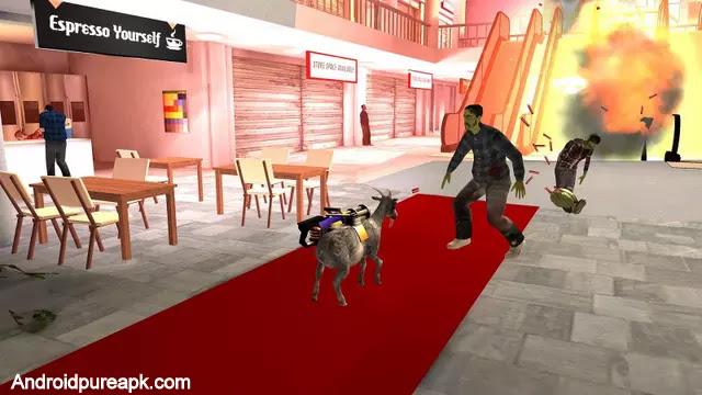 Goat Simulator GoatZ Apk Paid
