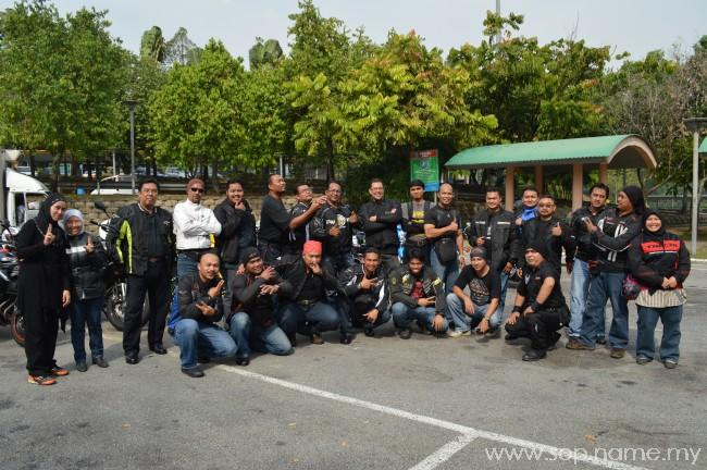 TTS Pertama kelab EduRiders@KL