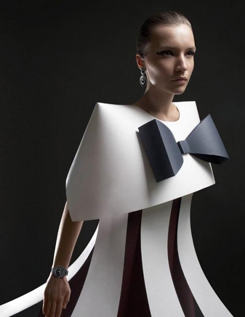 Fashion Designers Inspired By Bauhaus