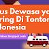 Cek Sebelum Dihapus 3 Situs Dewasa Yang Populer Di Indonesia