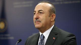 تشاووش أوغلو ينفي منح الجنسية التركية للسوريين مقابل قتالهم بليبيا