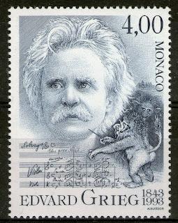 Monaco Edvard Grieg