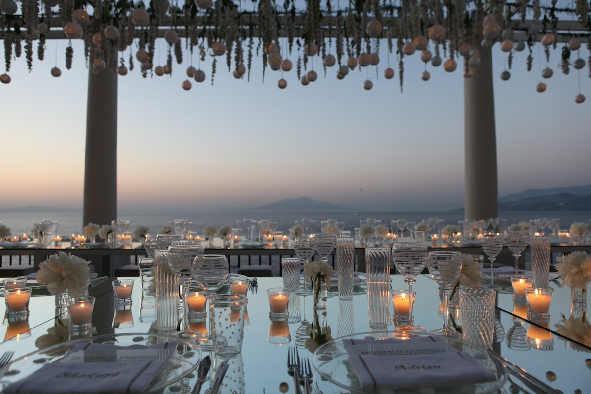 Luxury Wedding Venue With Private Beach: Luxury Capri (Italy) Event Destination And Event Planning
