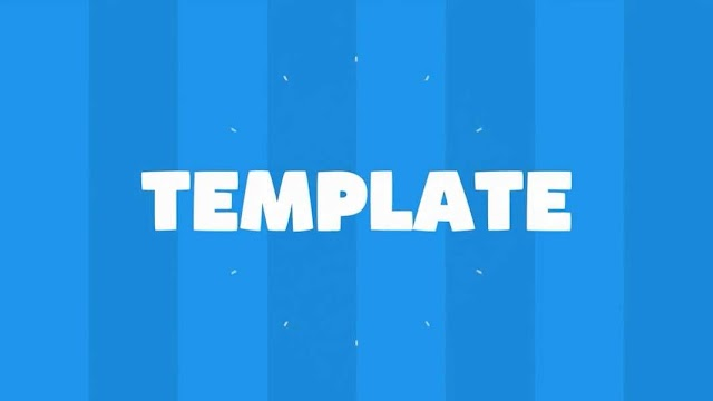 FREE 2D Intro Templates 2020 Blender, Sony Vegas, After Effects, Cinema 4D #09