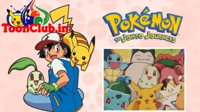 Pokémon Season 3 The Johto Journeys In Hindi Dubbed Free Download