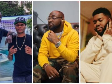 Wizkid and Davido in another competition after Akon featuring Wizkid and Khalid featuring Davido