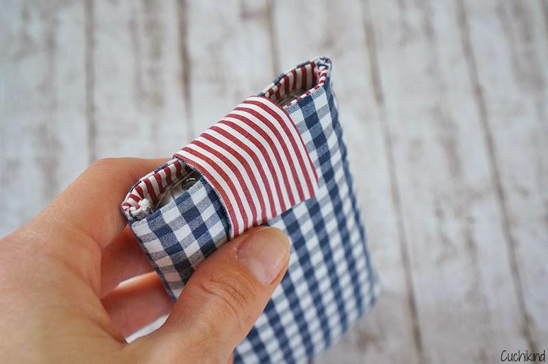Tutorial: Handyhülle aus Männerhemden