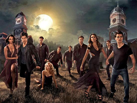 Wallpaper The Vampire Diaries