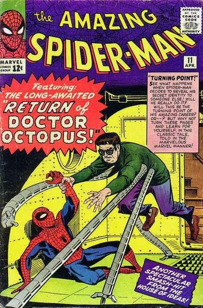 Amazing Spider-Man #11, Dr Octopus
