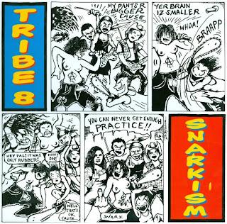 tribe 8 snarkism 1996