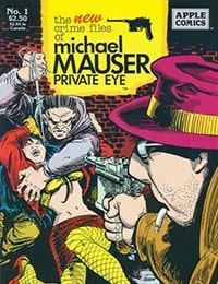 The New Crime Files of Michael Mauser Private Eye
