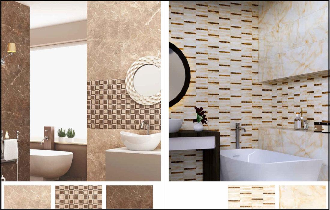 Wood Effect Bathroom Wall Tiles