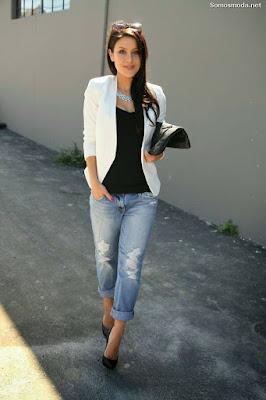Blazer Blancos