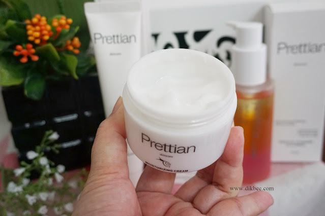 Prettian Skincare Membantu Meremajakan Kembali Kulit Di Awal Usia 40-an