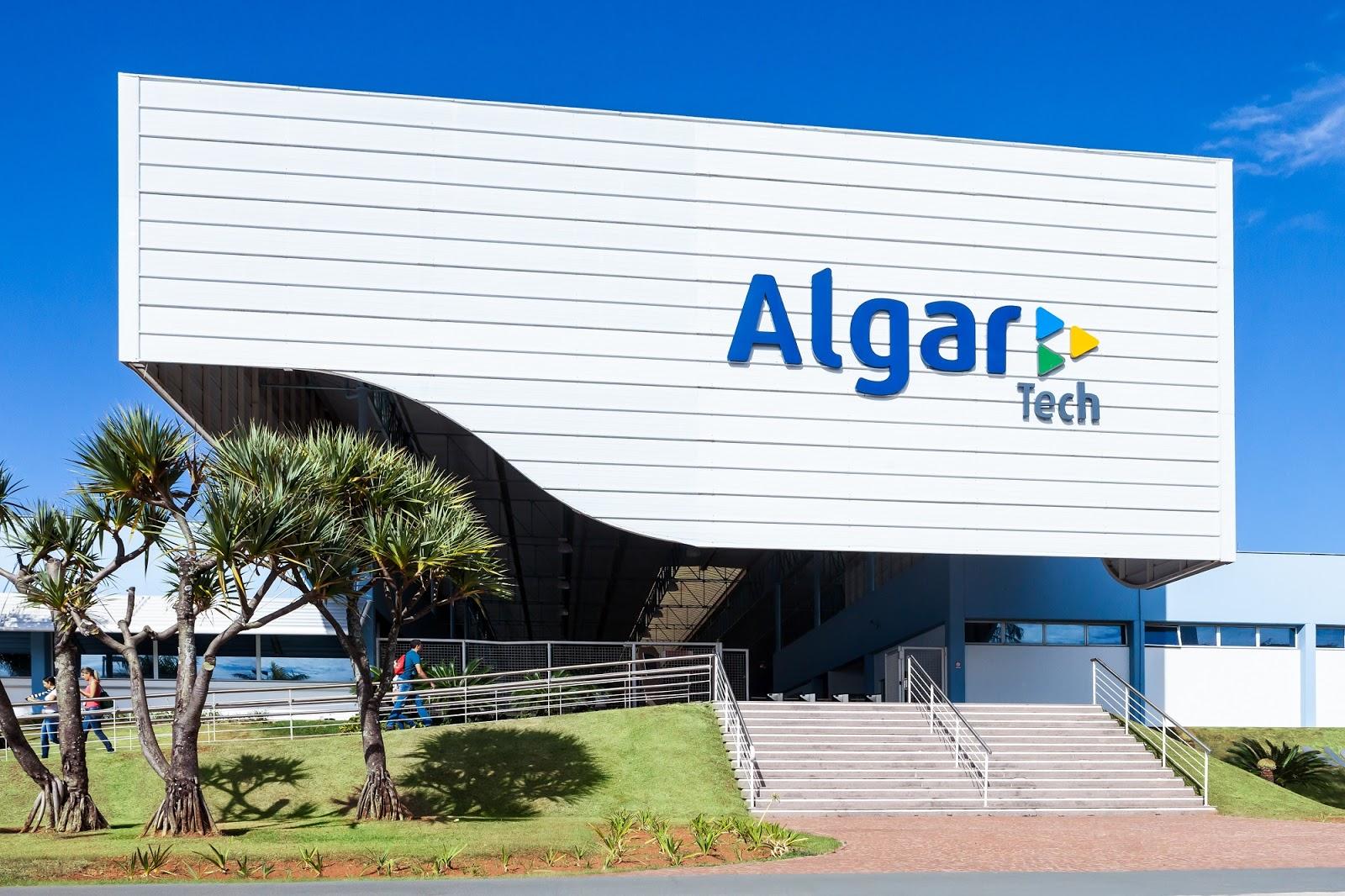 00969e365 Algar Tech entre as 10 maiores empresas de Tecnologia do país - Não ...