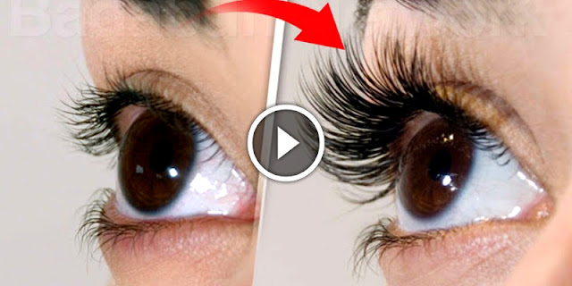 Simple Tips To Get Long And Thick Eyelashes!