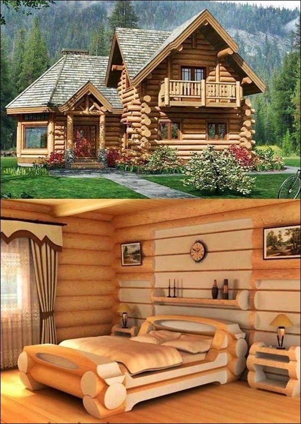 foto casa madeira rustica 29