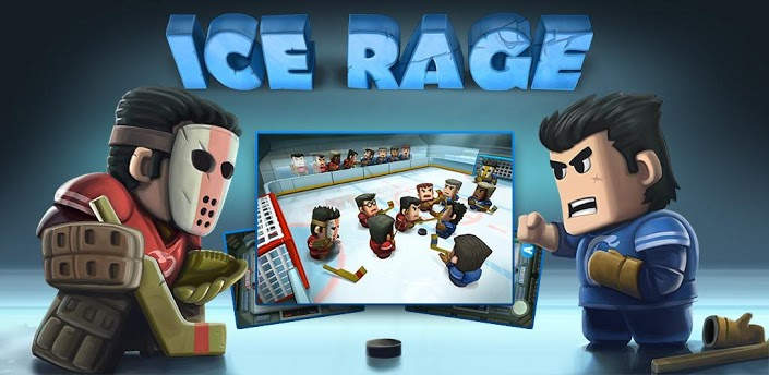 Ice Rage Hockey Android PRO FULL APK İndir - androidliyim.com