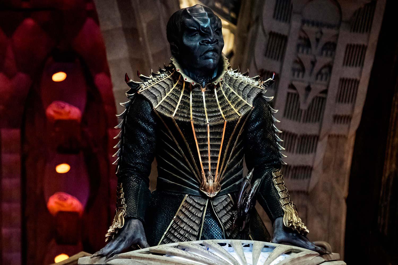 Star Trek: Discovery - el Klingon T'Kuvma