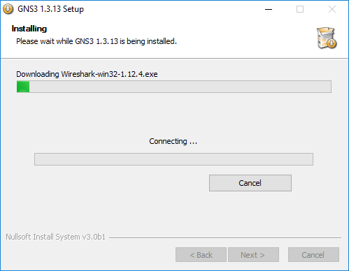 How to download and install gns3 on laptop