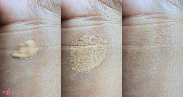 Maybelline FIT me! Matte Poreless Foundation India in Natural Buff