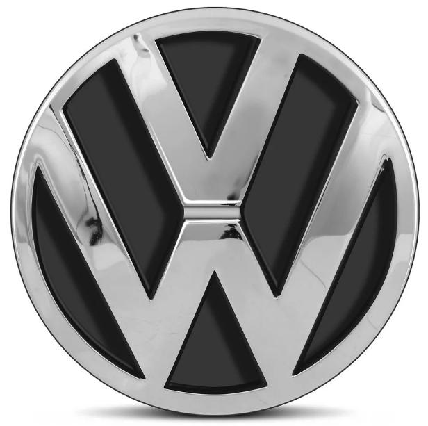 EMBLEMA DA VW COM PLANO DE FUNDO TRANSPARENTE