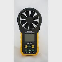 Jual Digital Anemometer HS6252A Merk Dekko