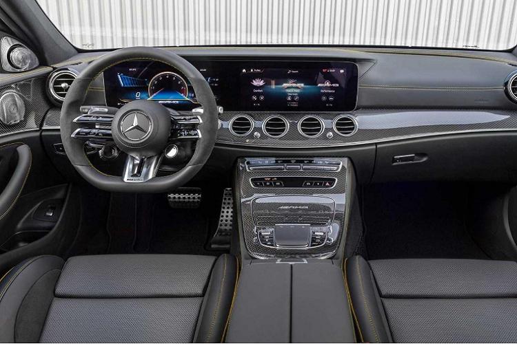 Chi tiết Mercedes-AMG E63 S 2021 mới