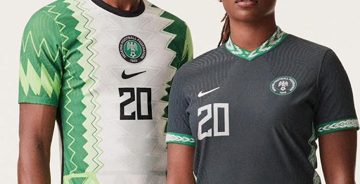 Nigeria 2020 Kits 1   Áo Bóng Đá Sum Store