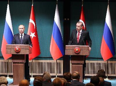 Αποκαλυπτική ρωσική προσέγγιση για τις σχέσεις με Τουρκία