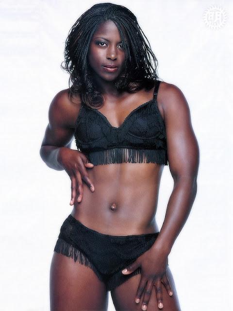 Shaniqua / Linda Miles - WWE