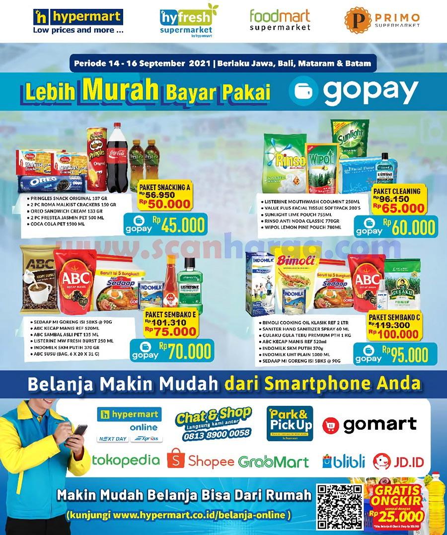 Katalog Promo Hypermart Weekday Terbaru 14 - 16 September 2021 2
