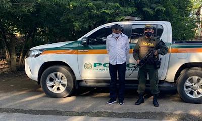hoyennoticia.com, Mató en Bucaramanga y lo cogieron en La Mata-Cesar