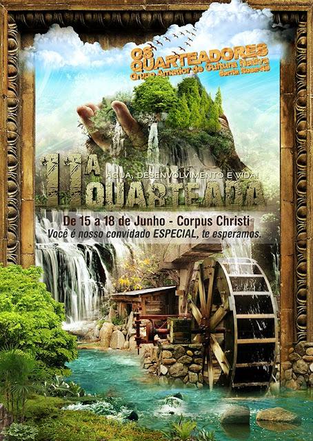 A 11ª Quarteada acontecerá no próximo mês em Santo Cristo-RS