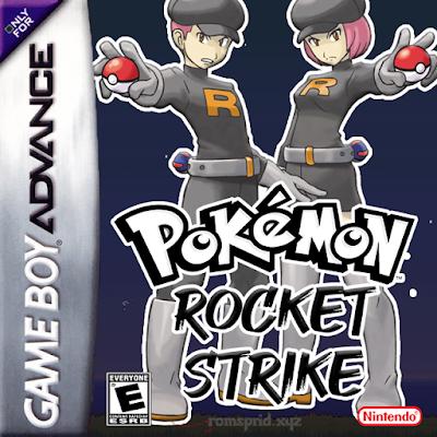 Pokemon Rocket Strike GBA ROM Hack Download
