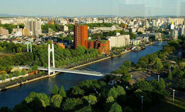 Cidade de Nagoia - Japão