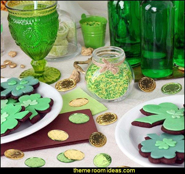 St.Patrick's party suppllies  St.Patrick's  party decorations