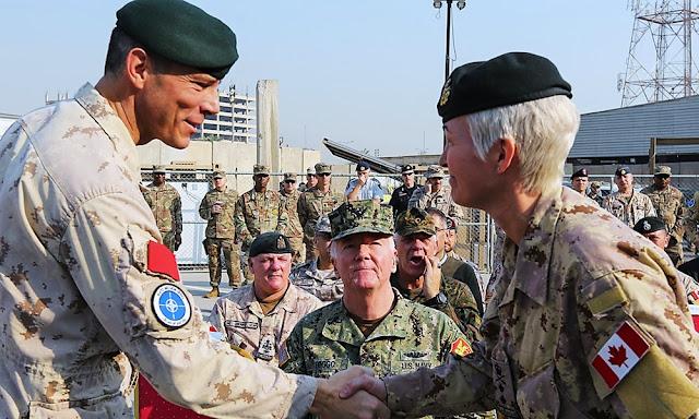 La OTAN suspende misiones de entrenamiento en Irak tras muerte de Soleimani