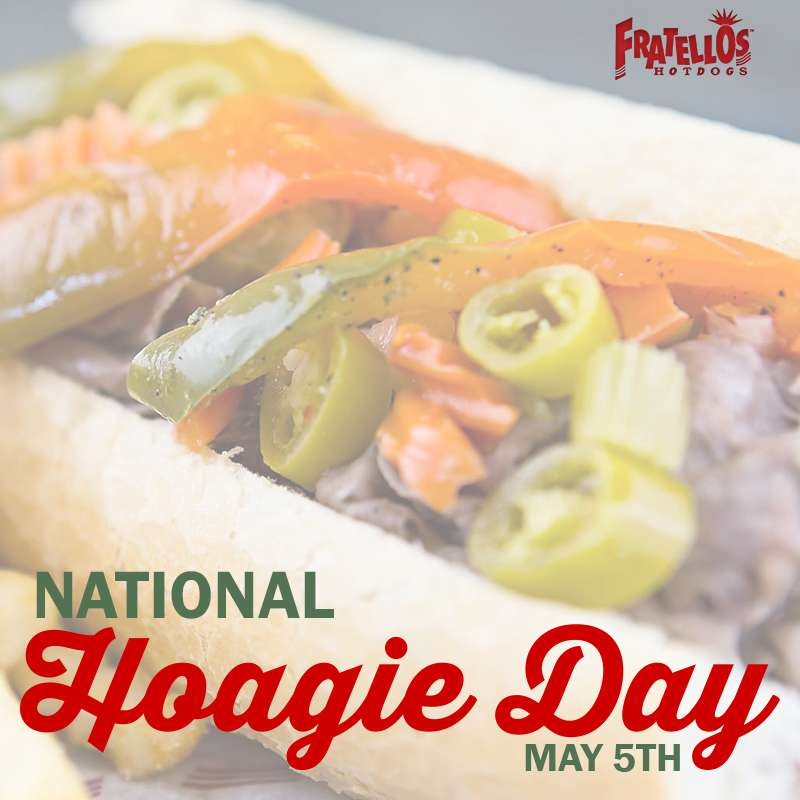 National Hoagie Day Wishes Beautiful Image