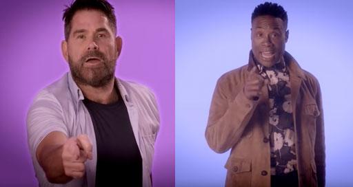 "Matt Zarley & Billy Porter cover 90s anthem ""You Gotta Be"""