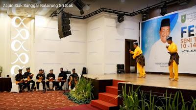 Daftar Sanggar Seni di Kabupaten Siak Riau