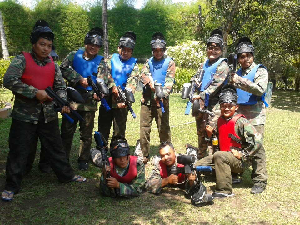 Paintball Kopeng