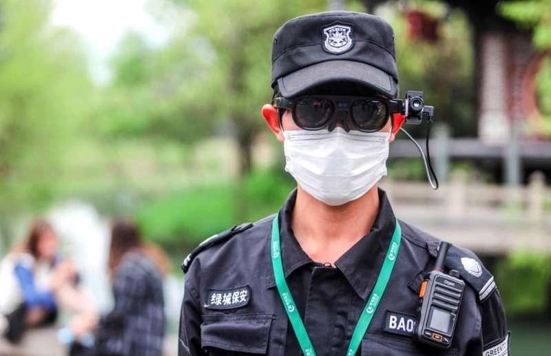 Kacamata Pintar Thermal Deteksi Virus Corona dari Jarak Jauh (rokid.com)