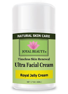 Royal Jelly Cream by Joyal Beauty-Ultra Facial Cream.Enriched with Bee Propolis,Honey.Royal jelly -World's Most Nutrient-rich Substances, Packed with Vitamins A, B, C, D, E, K. Soothe and Nourish